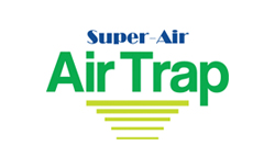 Super air air trap logo